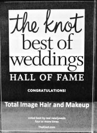 Best of Weddings Hall of Fame Winner